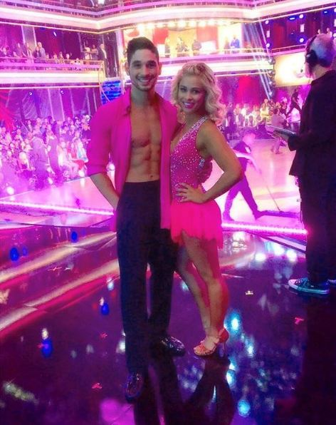 whos dating who on dancing with the stars 2016