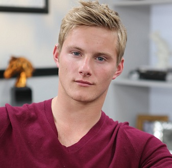 Alexander Ludwig Wiki, Girlfriend, Dating, Gay or Single, Net Worth