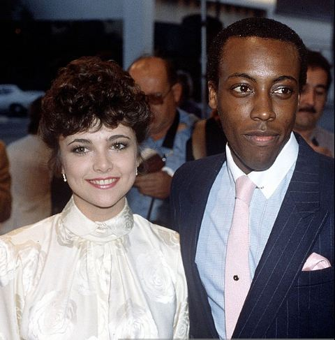 Arsenio hall spouse