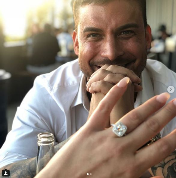 brittany cartwright wiki engaged to jax taylor wedding