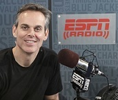Colin Cowherd Wiki, Wife, Divorced, Girlfriend and Gay