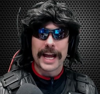 Who is Dr Disrespect? His Wiki, Age, Real Name, Married, Wife, Family