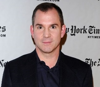 Frank Bruni Gay, Married, Husband, Partner, NYT, Salary, Height