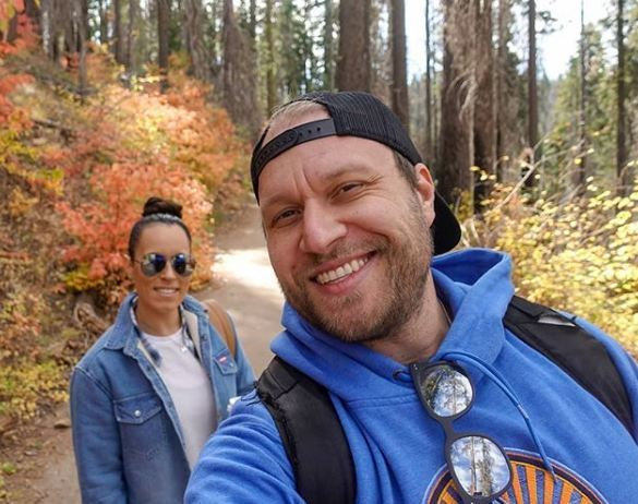 Furious Pete with tough, Fiancée Melissa Cvjeticanin