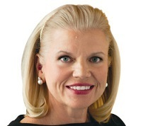 Ginni Rometty Salary and Net Worth