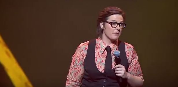 Hannah Gadsby Lesbian, Partner, Weight Loss, Family