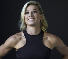 Jessie Graff Married, Husband, Boyfriend, Dating, Net Worth
