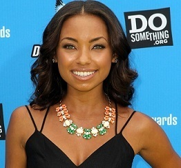 Logan Browning Married, Husband, Boyfriend, Dating, Ethnicity, Net Worth