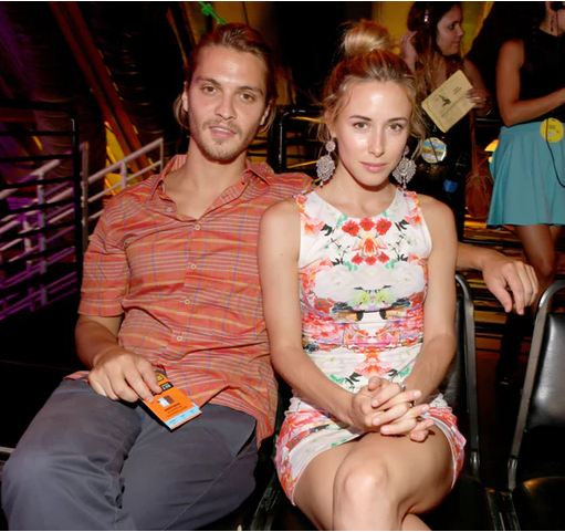 Luke Grimes Wife Girlfriend Gay Net Worth Height Details Reimann and earnhardt met when she was doing some work in his home as an interior designer. wikinetworth