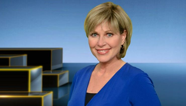 While working for WCIX, Maria was named the chief weather fill-in for Mark  McEwen for CBS.
