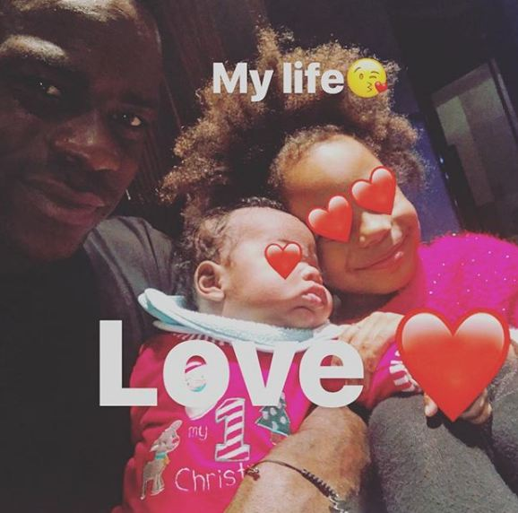 Who Is Mario Balotelli Wife His Child Net Worth Salary Parents