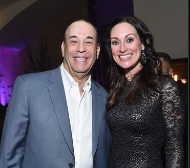 john taffer and wife