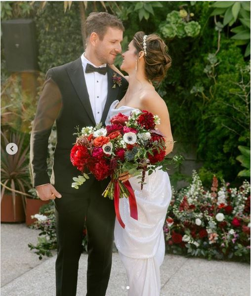 Olivia And Tyler S Black Tie Wedding In Their Family S: Missy Peregrym Wiki, Married, Husband Or Boyfriend, Dating