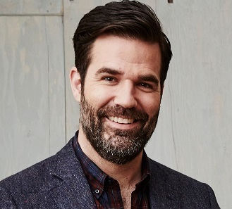 Rob Delaney Married, Wife, Girlfriend, Children, Family, Net Worth