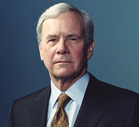 Tom Brokaw Married, Wife, Children, Cancer, Health, Illness, Alive