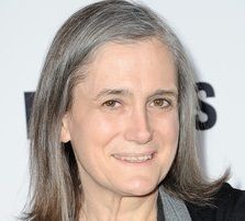 is amy goodman gay
