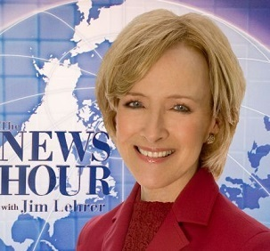 Judy Woodruff Husband, Children, Salary, Net Worth, Bio