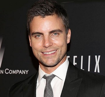 Colin Egglesfield Married, Wife, Partner, Girlfriend, Gay, Net Worth