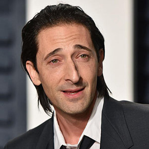 Adrien Brody Wife, Girlfriend, Gay, Family