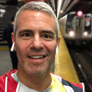 Andy Cohen Gay, Baby Mama, Husband, Married