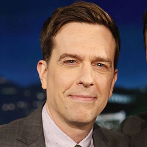Ed Helms Married, Wife, Gay, Girlfriend, Net Worth