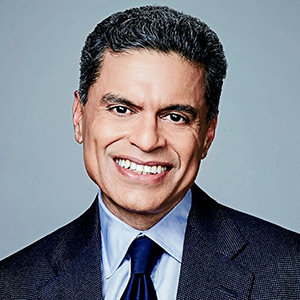 Fareed Zakaria Wiki: CNN, Wife, Religion, Salary, Net Worth