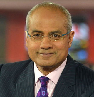George Alagiah Cancer, Health, Wife, Family, Salary, Wiki