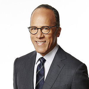 Lester Holt Salary, Net Worth, Wife, Ethnicity
