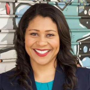 London Breed Married, Husband, Family, Bio, Education