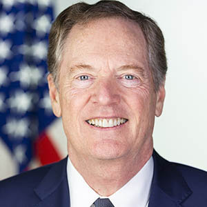Robert Lighthizer Net Worth, Wife, Parents, 2019