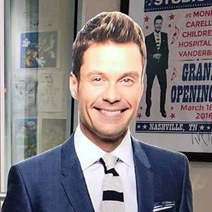 Ryan Seacrest Married, Girlfriend, Gay, Net Worth, Bio