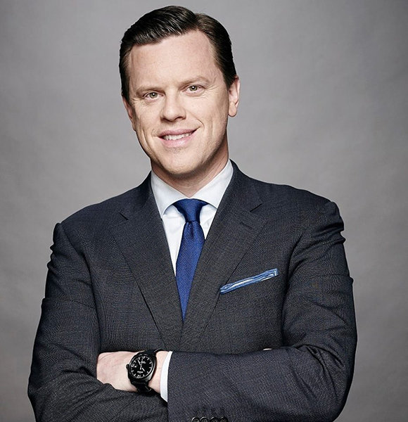 Willie Geist Salary, Net Worth, Wife, Father, Sister
