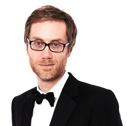Stephen Merchant Married, Wife, Girlfriend, Dating, Gay, Net Worth